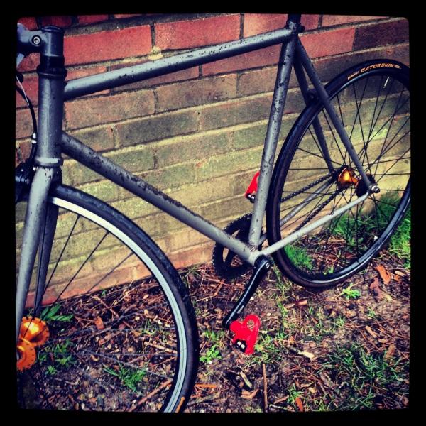 CX sportive bike